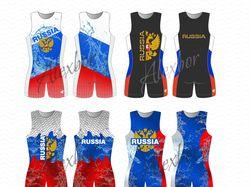 Принты для спортивной одежды