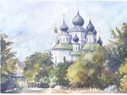 Прогулка по станице Старочеркасская