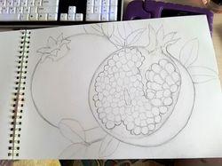 """""""Рисунок карандашом"""""""