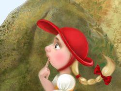 Красная Шапочка Red Hat
