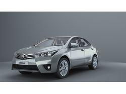 Toyota Corolla e170 2014