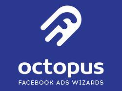 Адаптивная верстка лендинга Octopus