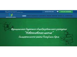 МБОУ Новоселовкая школа