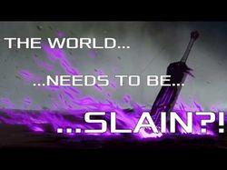 Саундтрек к JRPG игре World Slayer