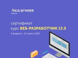 Web-Dev, веб-разработка