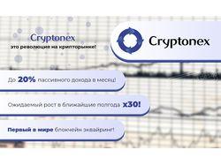 Баннер-пост cryptonex