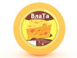 Этикетка сыра
