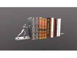 дизайн упора для книг