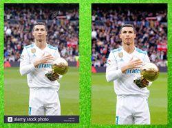 обработка фото футболиста без надписи