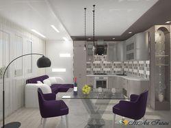 Дизайн интерьера кухни с индивидуальным стилем