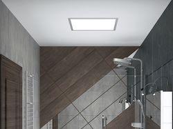 Дизайн интерьера ванной комнаты с индивидуальным с