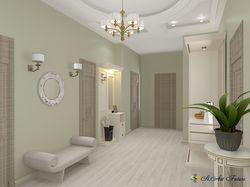 Дизайн интерьера прихожей с индивидуальным стилем