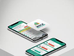 Дизайн мобильного приложения для ЖКХ