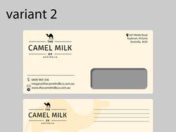 """Camel Milk"""