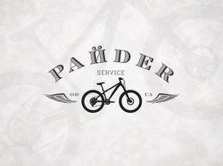 Лого для веломастерской, Одесса