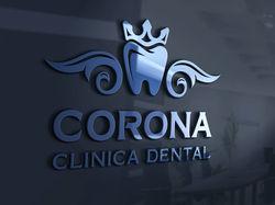 Логотип для стоматологической клиники в Барселоне