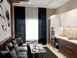 Дизайн интерьера квартиры современный стиль
