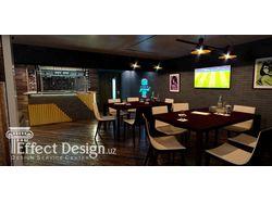 Дизайн-проект спортбара