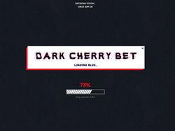 Закрытый блог - Cherry Bet