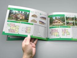 Каталог проектов деревянных домов