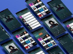 Музыкальный проигрыватель для Android