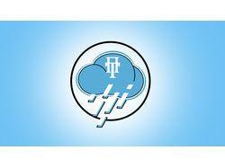 Логотип магазин ПоливТуман