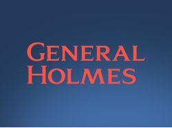 2017. General Holmes