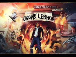 cover (Drunk Lennon)