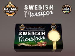 Упаковка марципана