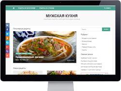 "Кулинарный блог ""Мужская кухня"""