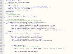 Плагин с парсером из VK для Wordpress