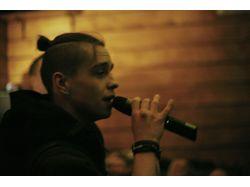 Съемка Реп концерта в кафе Алхимик