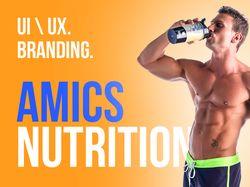 Amics nutrition - официальный сайт