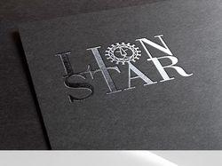 Фирменный стиль студии мультипликации Lion Star
