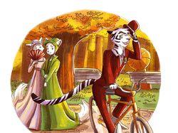 Велосипедные истории