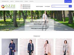 Контент-менеджер интернет проекта o.z.z.e