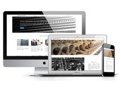 Корпоративный сайт компании Камагофропак