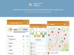 Мобильное приложение по управлению персоналом РАО
