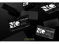 NG business card