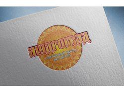 Логотип детского центра обучения и развития Mudrog
