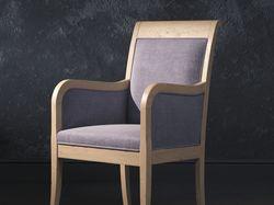 Моделирование кресла