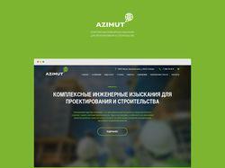 Landing page - AZIMUT
