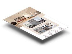 Лендинг - Дизайн интерьеров