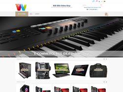 Интернет магазин электроники и бытовой техники