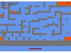 Hunter - 2d игра в стиле minecraft