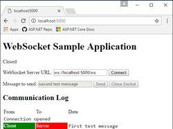 Websocket/Http server