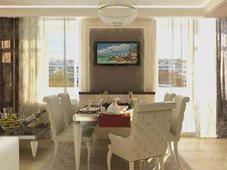 Дизайн интерьеров квартиры 100 м2.