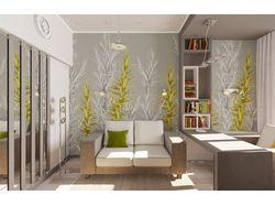 Гостевая комната в частном доме
