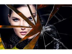 эффект разбитого зеркала