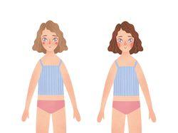 Персонажи (бумажные куклы)